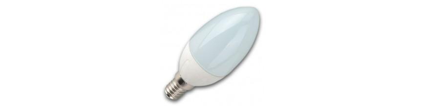 Compra tus Bombillas E14 LED en Rivas Vaciamadrid.