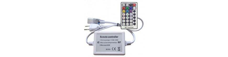 Compra tus accesorios de tiras LED AC220V en Rivas Vaciamadrid.