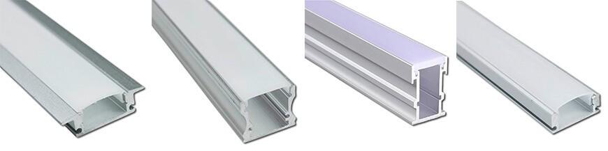 Compra tu perfil de aluminio para tira led en Rivas Vaciamadrid