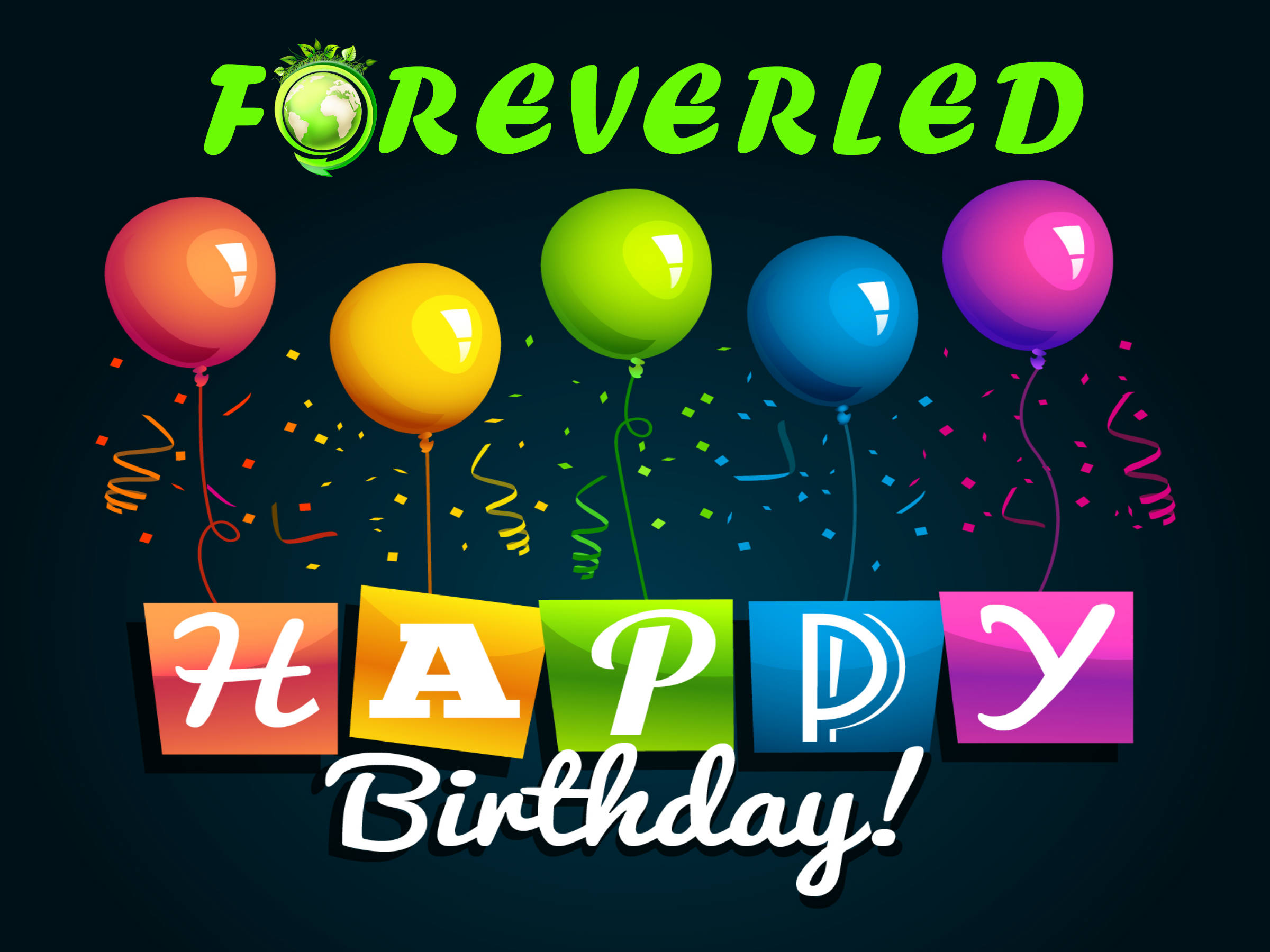 Aniversario ForeverLED